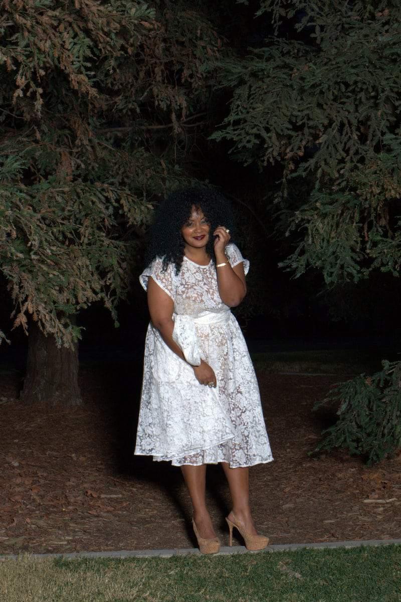 Marie Denee in Jibri on The Curvy Fashionista