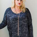 Plus size designer HARLOW Australia Fall 2014 Look Book on The Curvy Fashionista