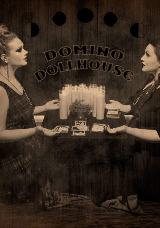 Domino Dollhouse Pagan Poetry Collection Spring 2014 Look Book