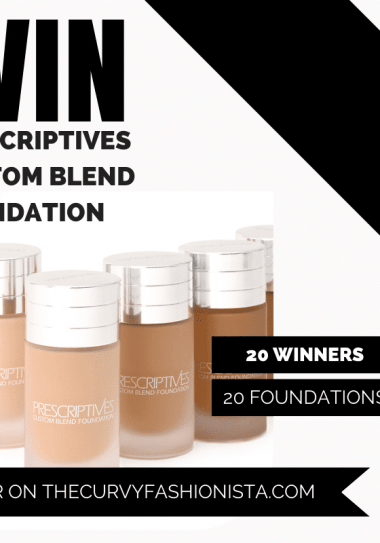 Celebrating 200k FB Fans- It is a Spring #TCFStyle Giveaway with Prescriptives!