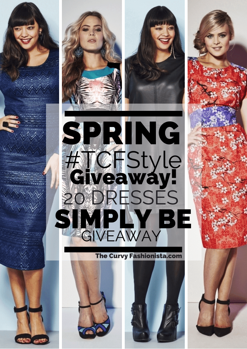 Celebrating 200k FB Fans- It is a Spring #TCFStyle Giveaway with Simply Be!