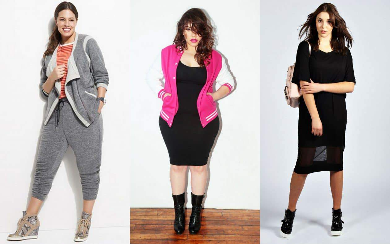 Sporty Trends- The 2014 Plus Size Spring Trends Report on The Curvy Fashionista