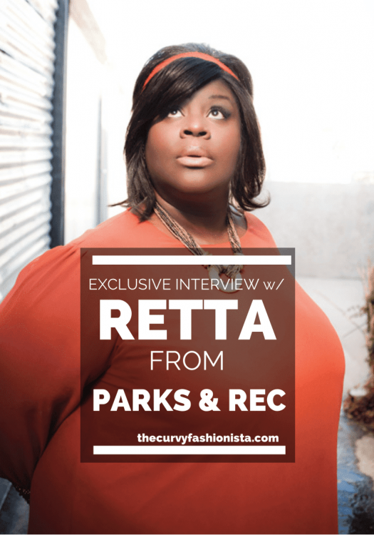 EXLUSIVE INTERVIEW: Up Close and Personal with Retta from Parks and Recreation