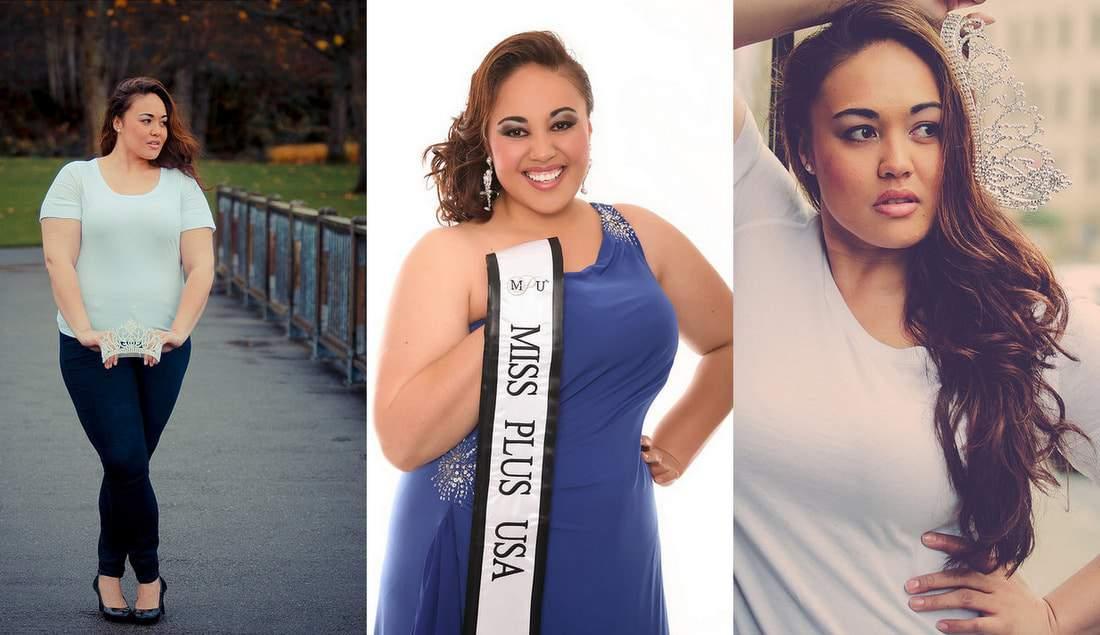 2013 Miss Plus USA Tracy
