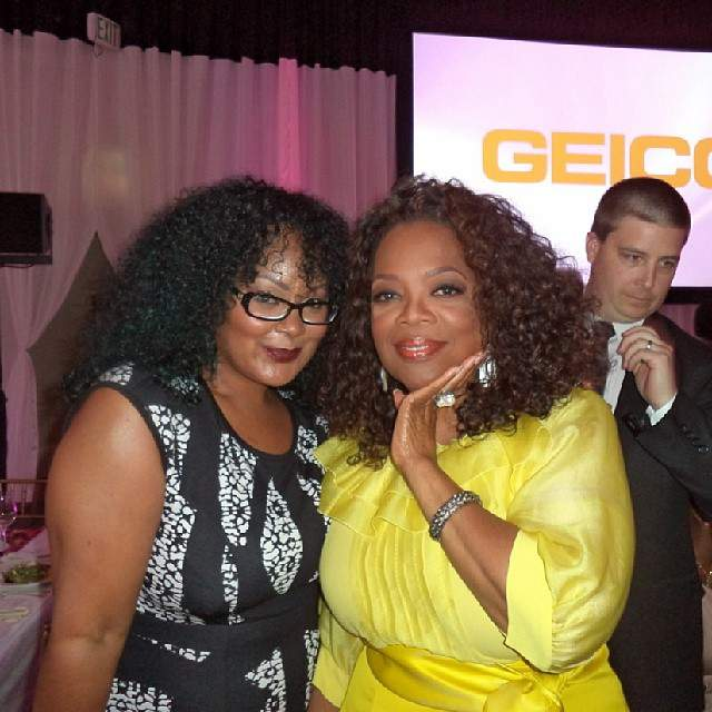 Marie Denee at the 7th Annual Essence Black Women In Hollywood Luncheon