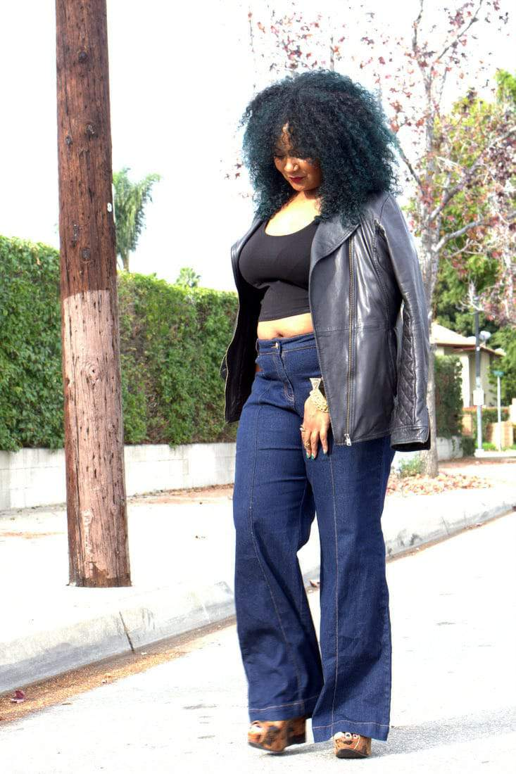 My Style Casual in my City Chic Jeans and Tee