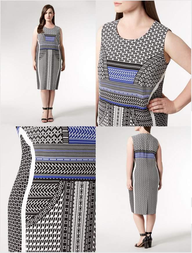 Luxury Plus Size Designer Marina Rinaldi Launches Online Store- The Curvy Fashionista