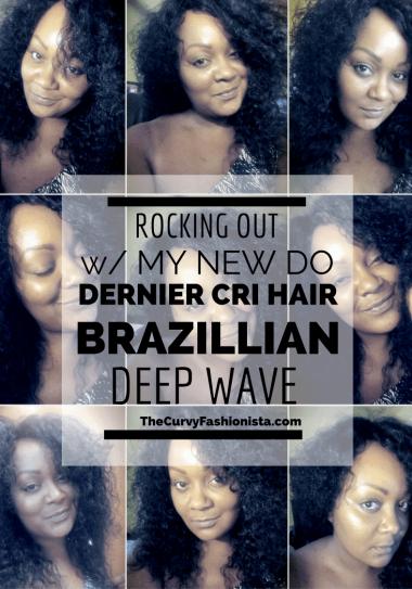 Rocking Out With My New 'Do- Dernier Cri Virgin Hair