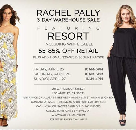 Rachel Pally Sample Sale