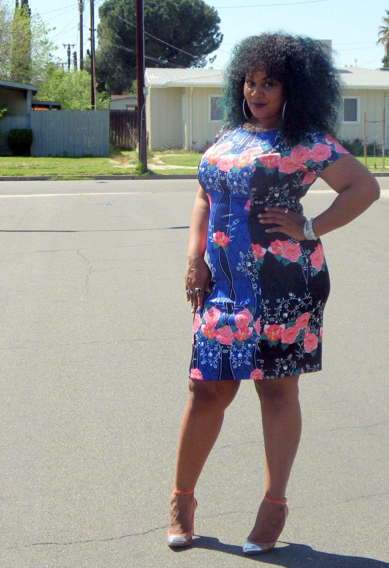 Spring Trending with Eloquii for People StyleWatch on The Curvy Fashionista