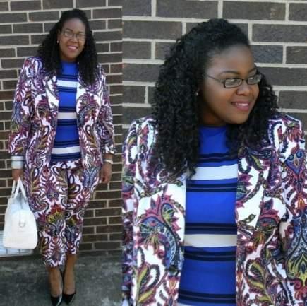 @prettypluspep Five Looks We Love: Plus Size Spring Trends  on The Curvy Fashionista