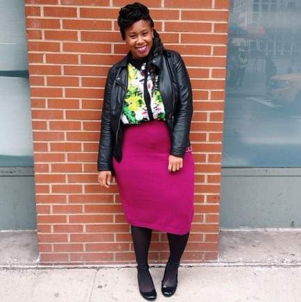 @kellyaugustineb Five Looks We Love: Plus Size Spring Trends  on The Curvy Fashionista