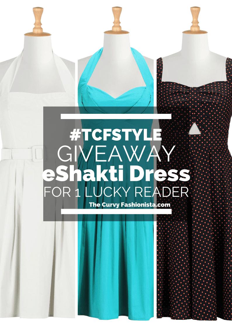 TCFStyle Giveaway with eShakti!