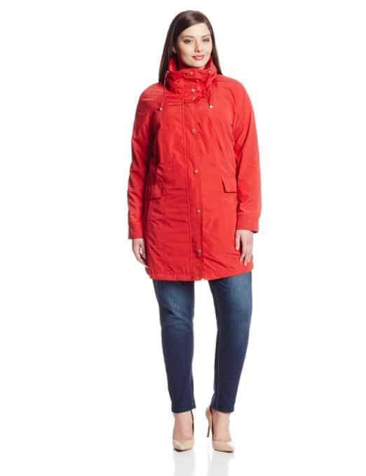 Jones New York Rain Jacket