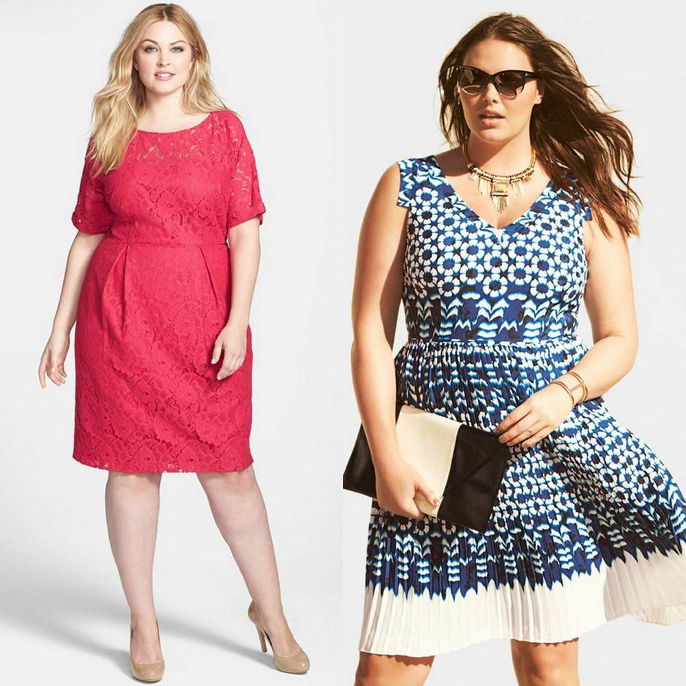 Adrianna Papell in Plus Sizes at Nordstrom Encore Plus Size Department