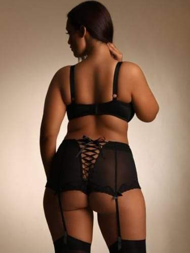 Hips and Curves plus size lingerie