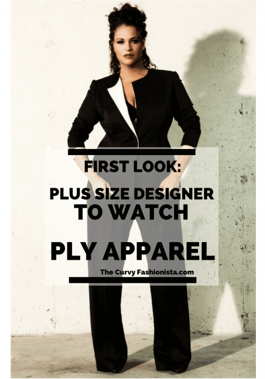 New Plus Size Designer to Watch: PLY Apparel
