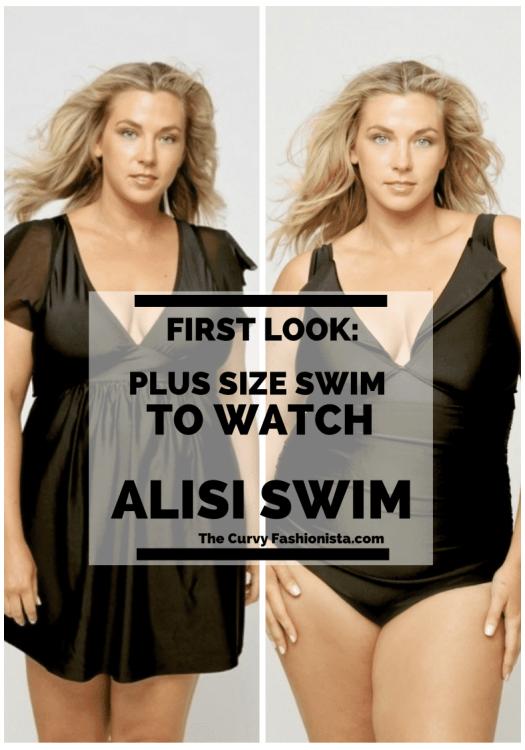 New Plus Size Swimwear Label to Watch Alisi Swim