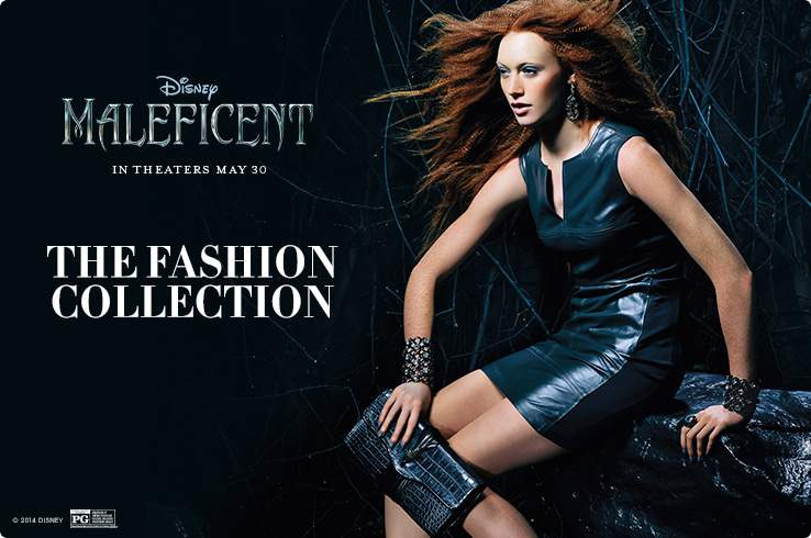 Maleficent Fashion Collection at HSN on The Curvy Fashionista