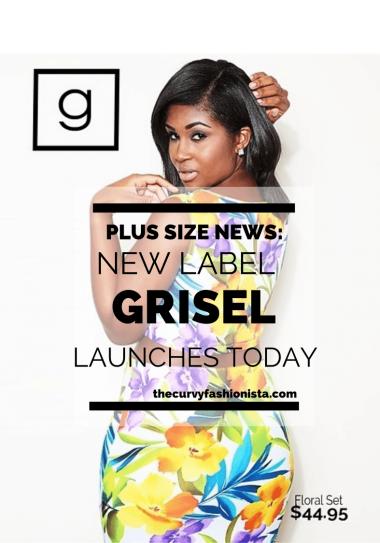 Plus Size News: Plus Size Model Grisel Paula Launches Clothing Line