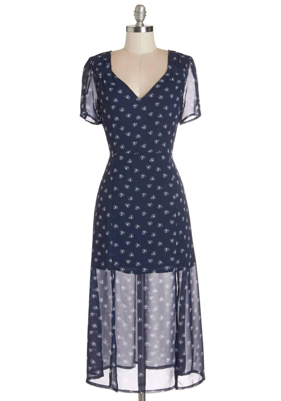 In Case you Mist It ModCloth Plus Size Dress- WEDDING SEASON: 5 Plus Size Wedding Guest Dresses on The Curvy Fashionista
