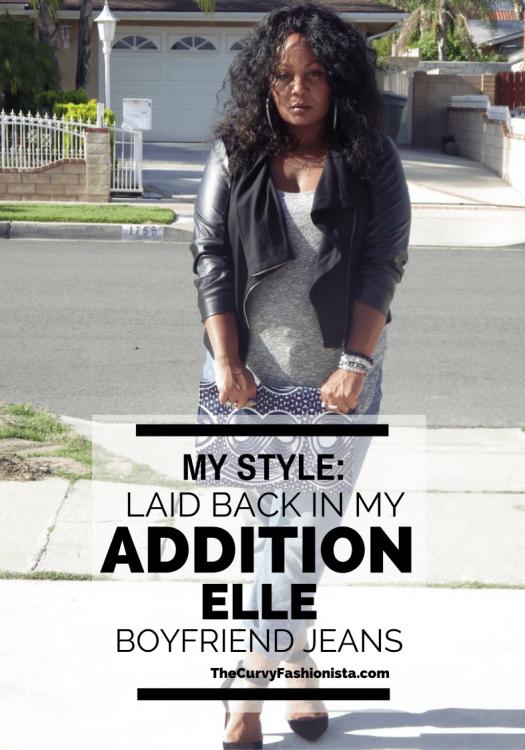 My Addition Elle Boyfriend Jeans