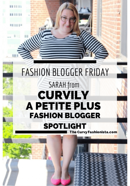 Curvily- A Petite Plus Fashion Blogger