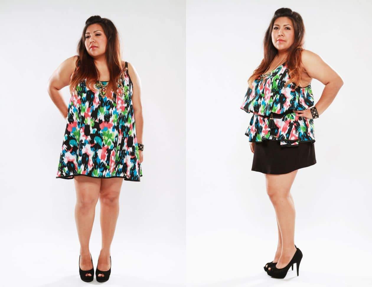 First look at Plus Size Designer: Myrda J Designer Apparel