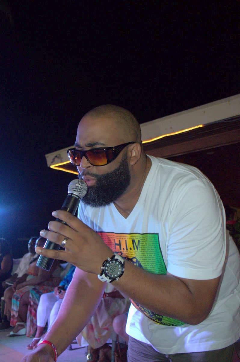 FashionlinkVI Fashion Weekend - Eliah Soul Music Artist