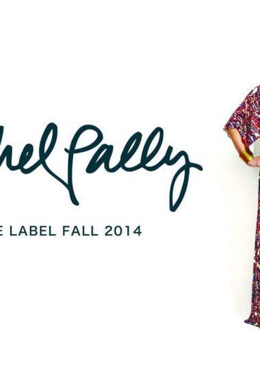 Rachel Pally White Label Fall 2014 Look Book