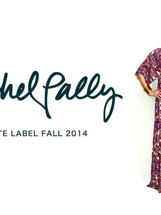 Rachel Pally White Label Fall 2014 Look Book