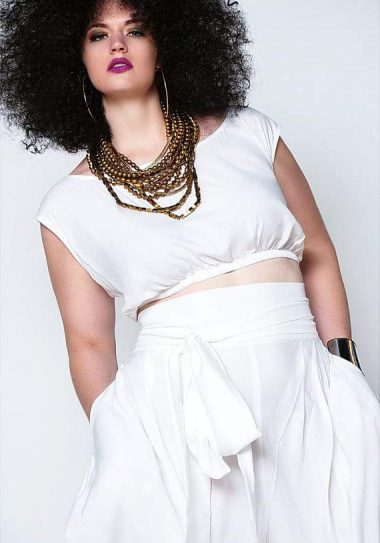 Plus Size Fashion Advice to Forget