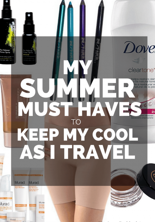 summer must haves for travel
