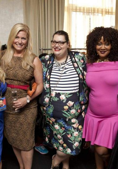 Full Figured Fashion Week Eloquii and Redbook Private Shopping Event