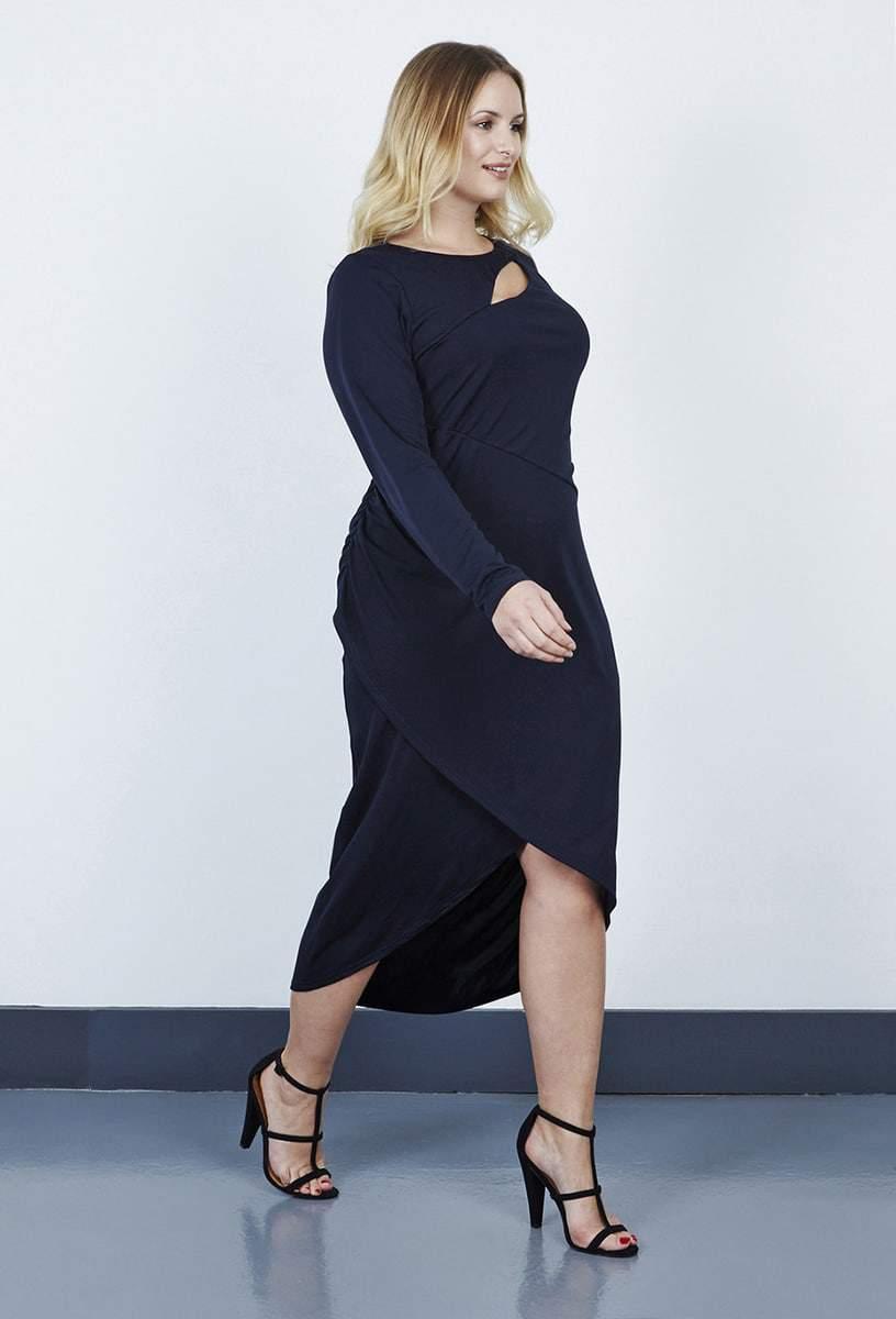 Luxury plus size designers- Anna Scholz
