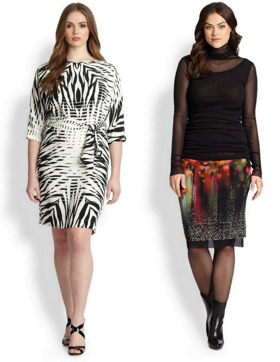 Luxury plus size designers- Fuzzi