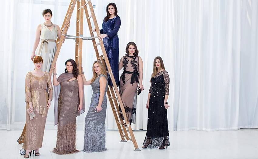 Luxury plus size designers- Marina Rinaldi