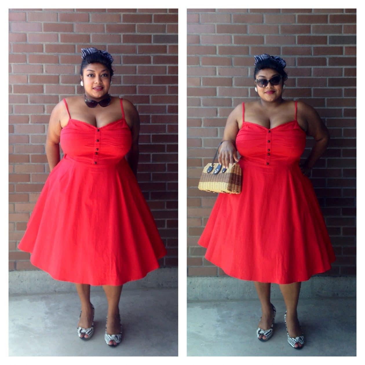 Plus Size Fashion Blogger: Irene Kavita