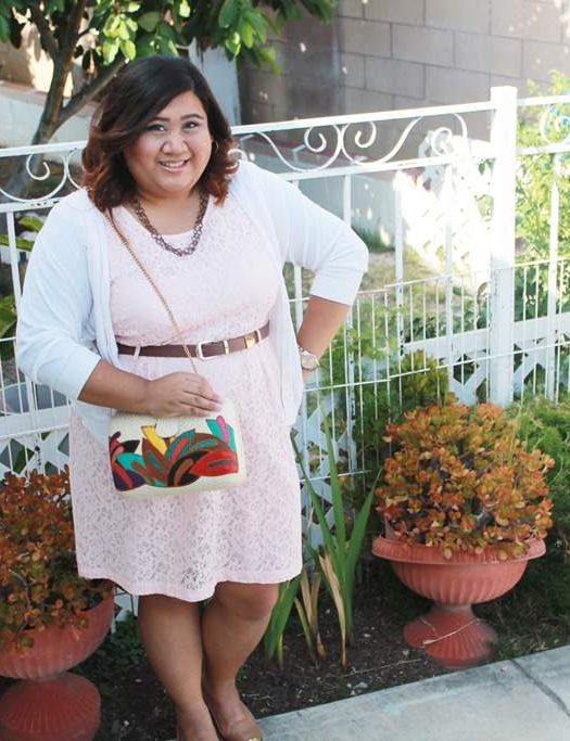 Plus Size Fashion Blogger Spotlight: Nina from Curvy Mod