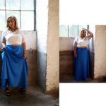 First Look at Plus Size Designer Liesel Binx Fall 2014 Collection
