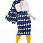 Plus Size Designer Jibri Fall 2014