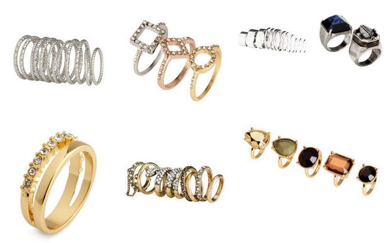 H&M Plus Size Jewelry OPtions