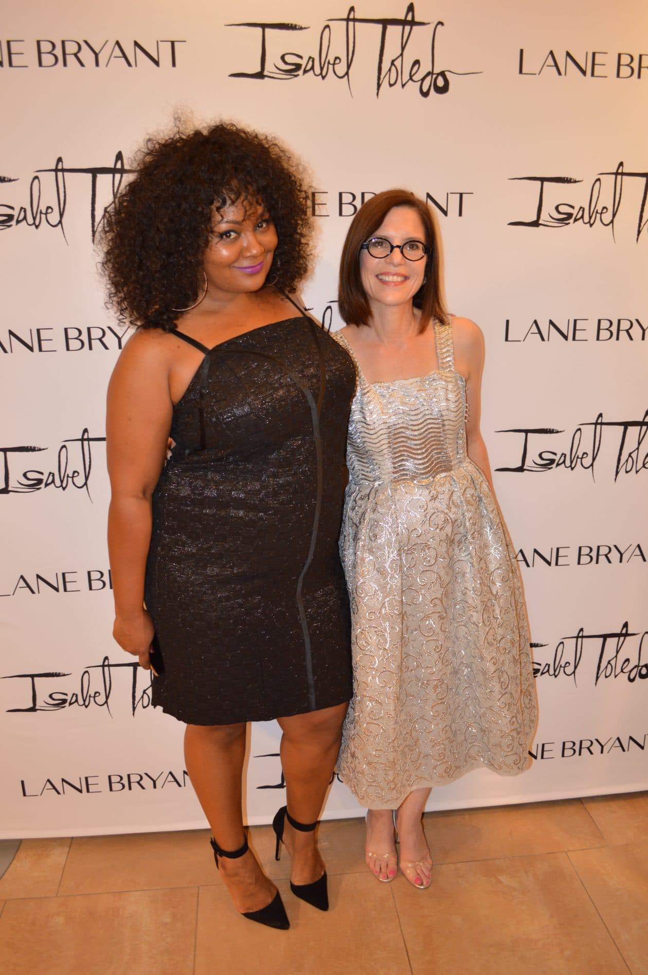 Out and About: Refinery 29 x Isabel Toledo for Lane Bryant Fall Preview