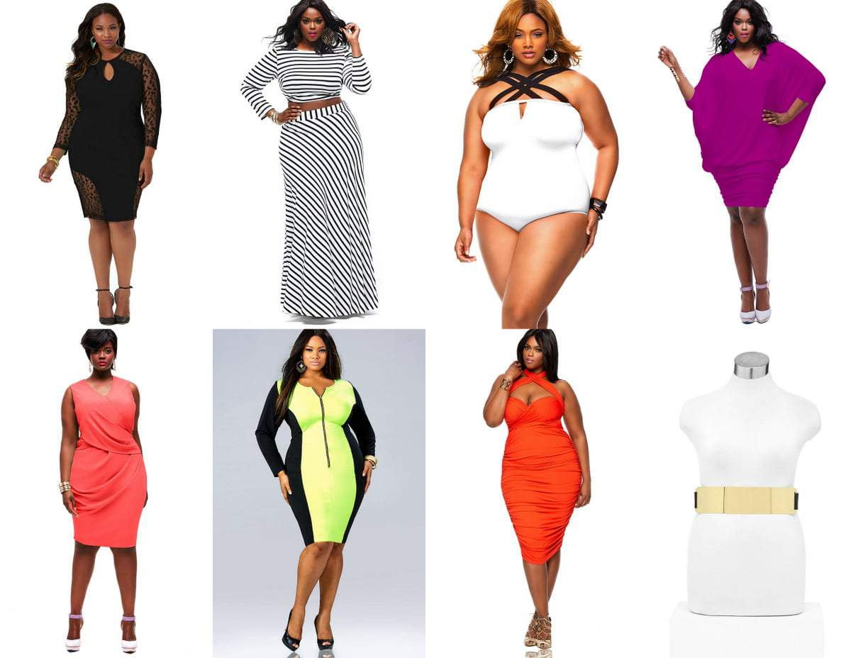 Monif C Plus Size Nine Years Giveaway with The Curvy Fashionista