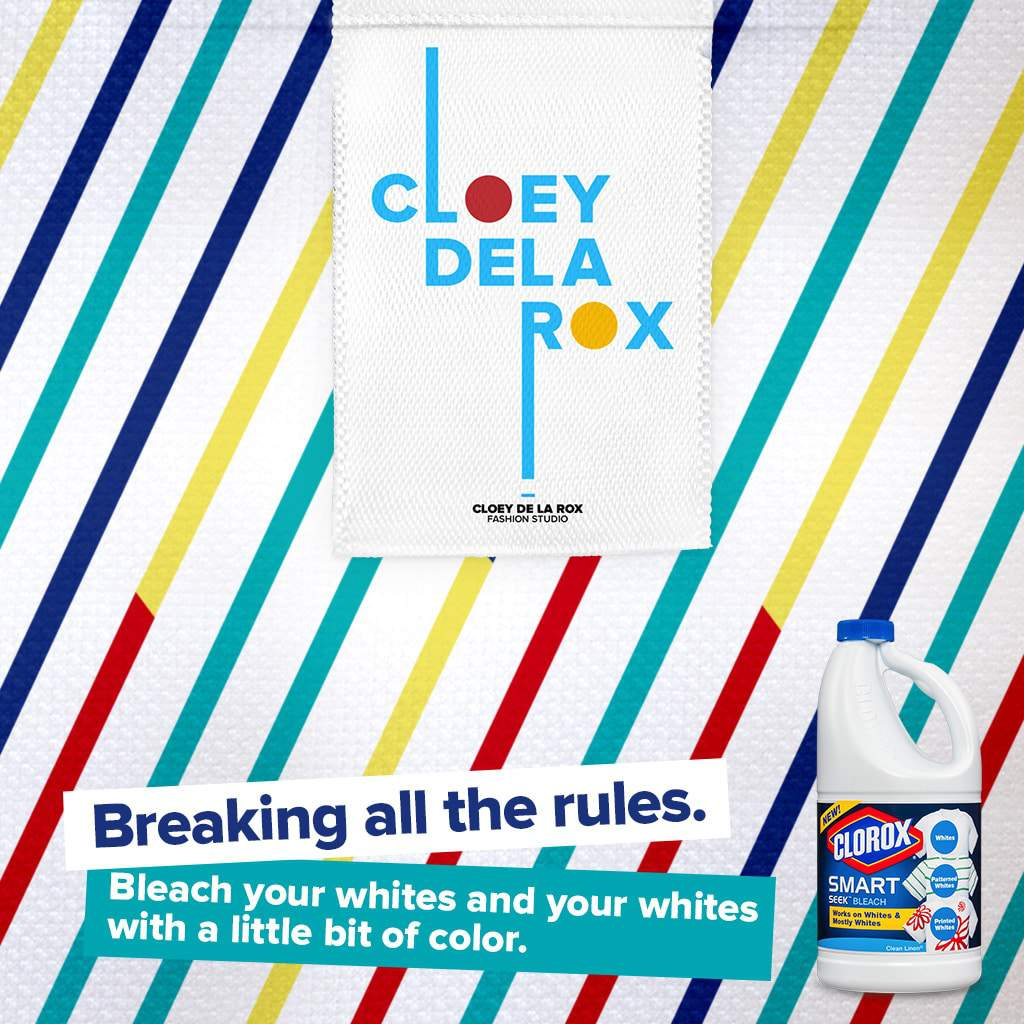 Clorox Cloey De La Rox Smart Seek