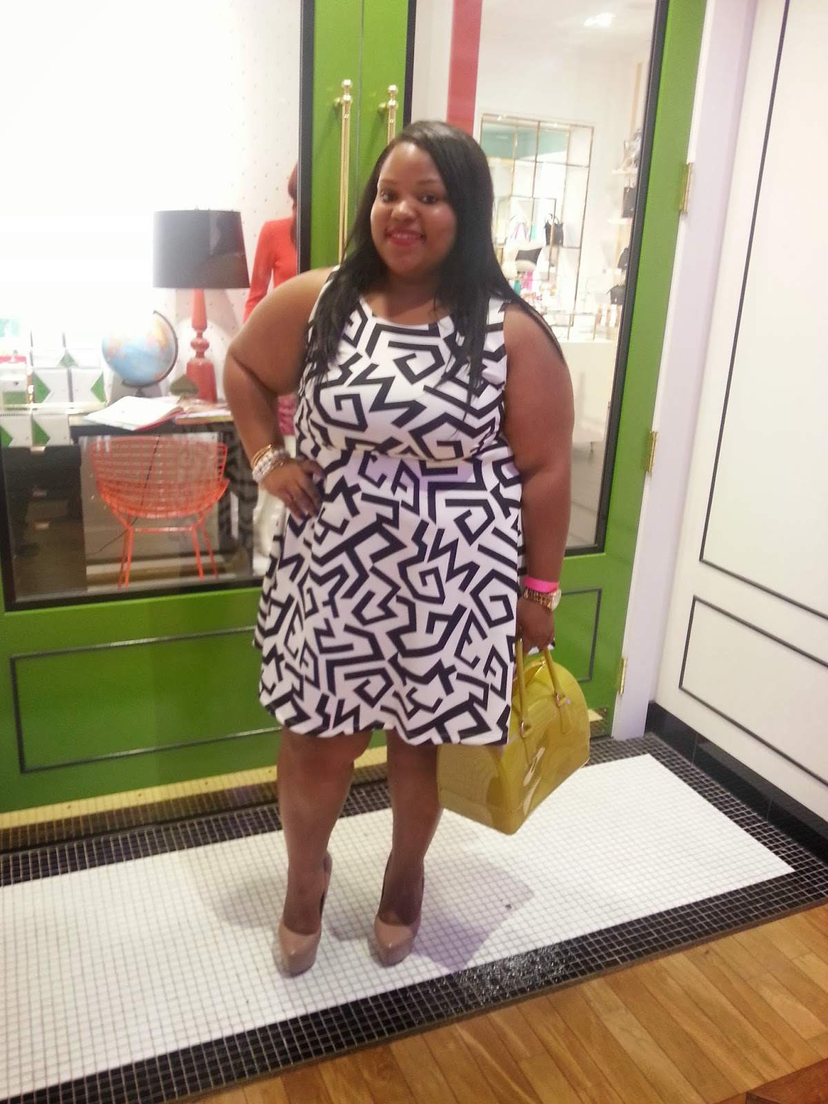 Fashion Blogger Spotlight- Educated Glamour Girl
