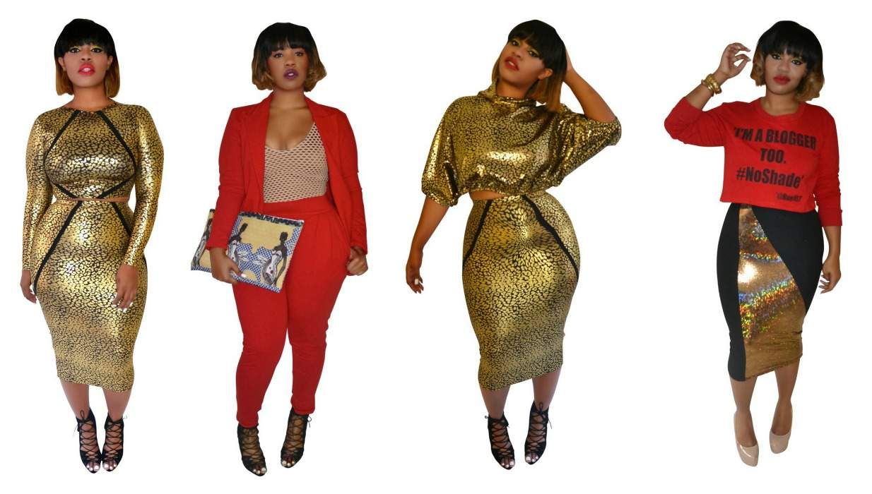 First Look: Rue 107 Queen Collection on The Curvy Fashionista