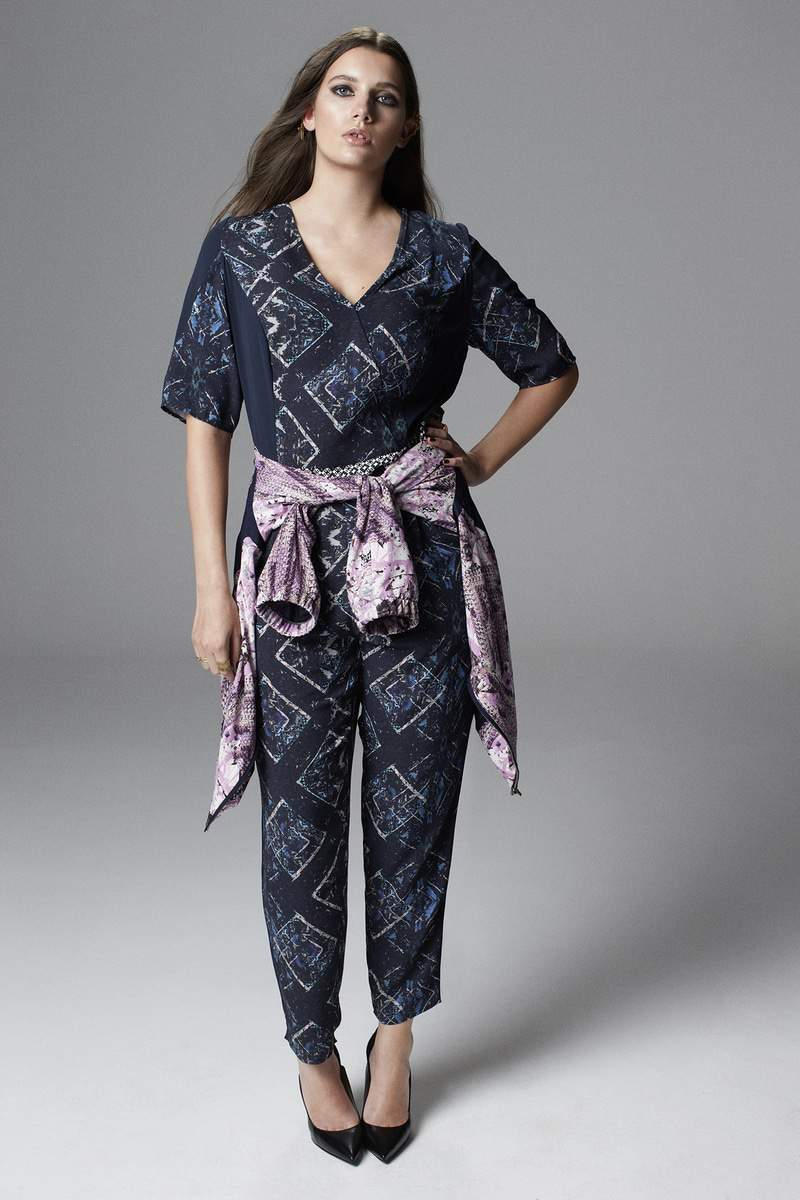 First Look: Cut for Evans Fall 2014 Collection on the Curvy Fashionista