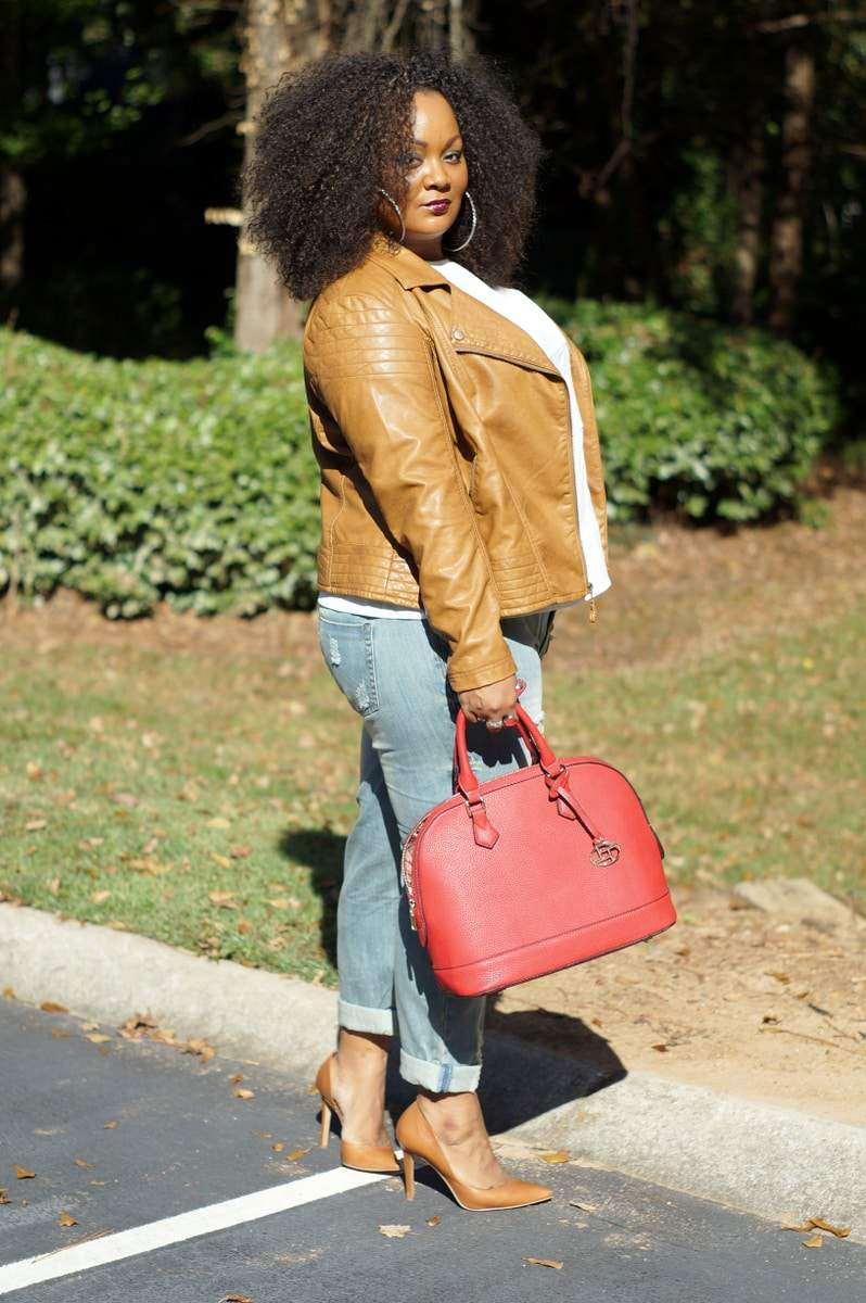 A Few of My #ZapposStyle Fall Essentials by The Curvy Fashionista #TCFStyle