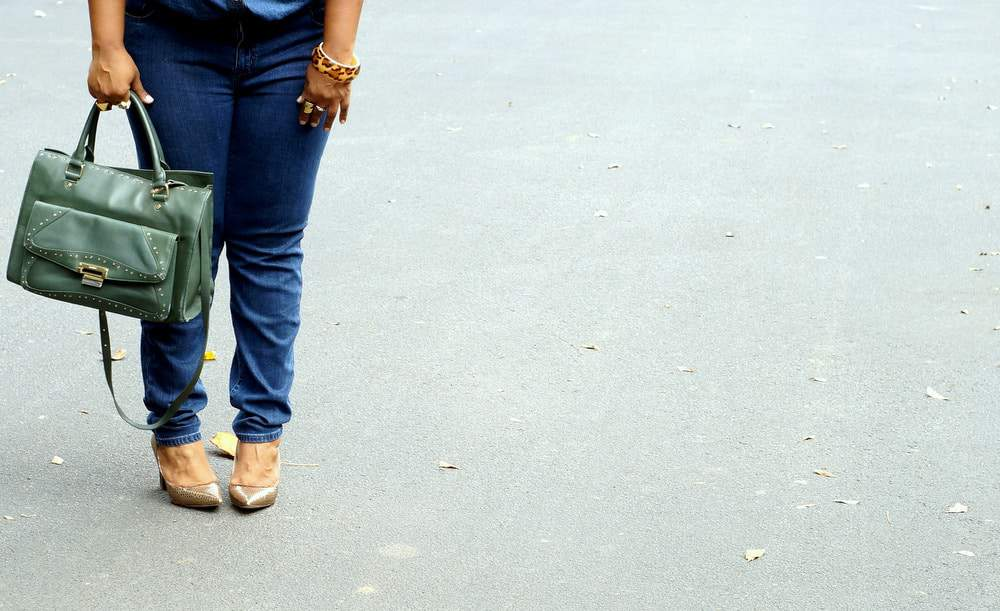 My Style- Denim on Denim is Giving Me the Blues